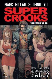 Supercrooks (2012) #2