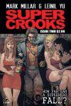 SUPERCROOKS (2012) #2 Cover