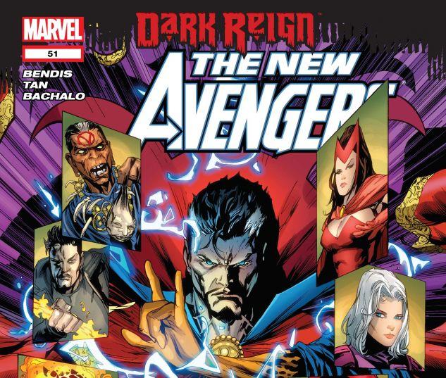 New Avengers (2004) #51