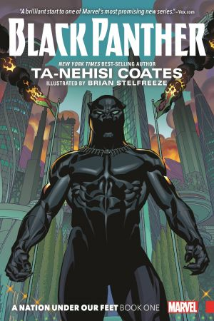 Black Panther: A Nation Under Our Feet Book 1 (Trade Paperback)