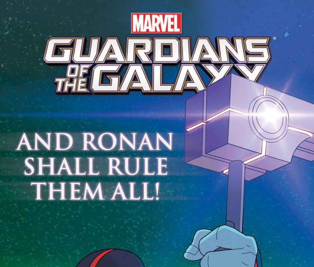 Marvel Universe Guardians of the Galaxy (2015) #16