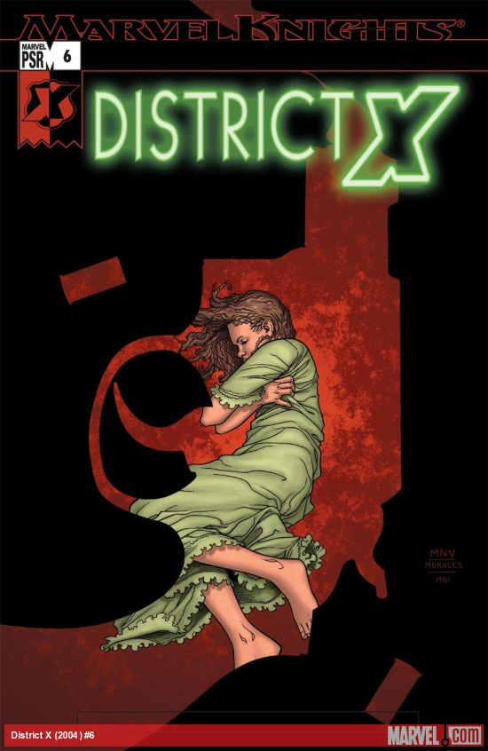 District X (2004) #6