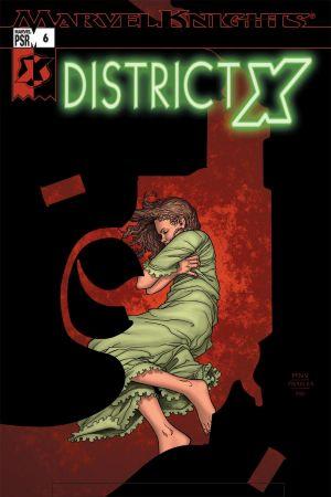District X (2004) #6