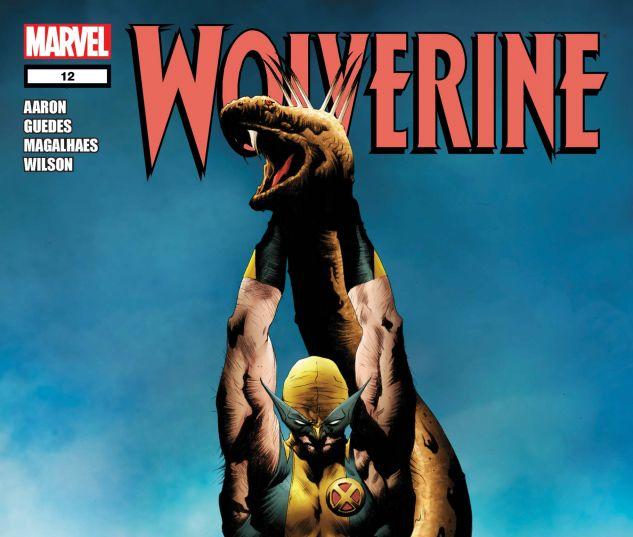 Wolverine (2010) #12