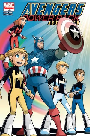 Avengers and Power Pack Assemble! #1