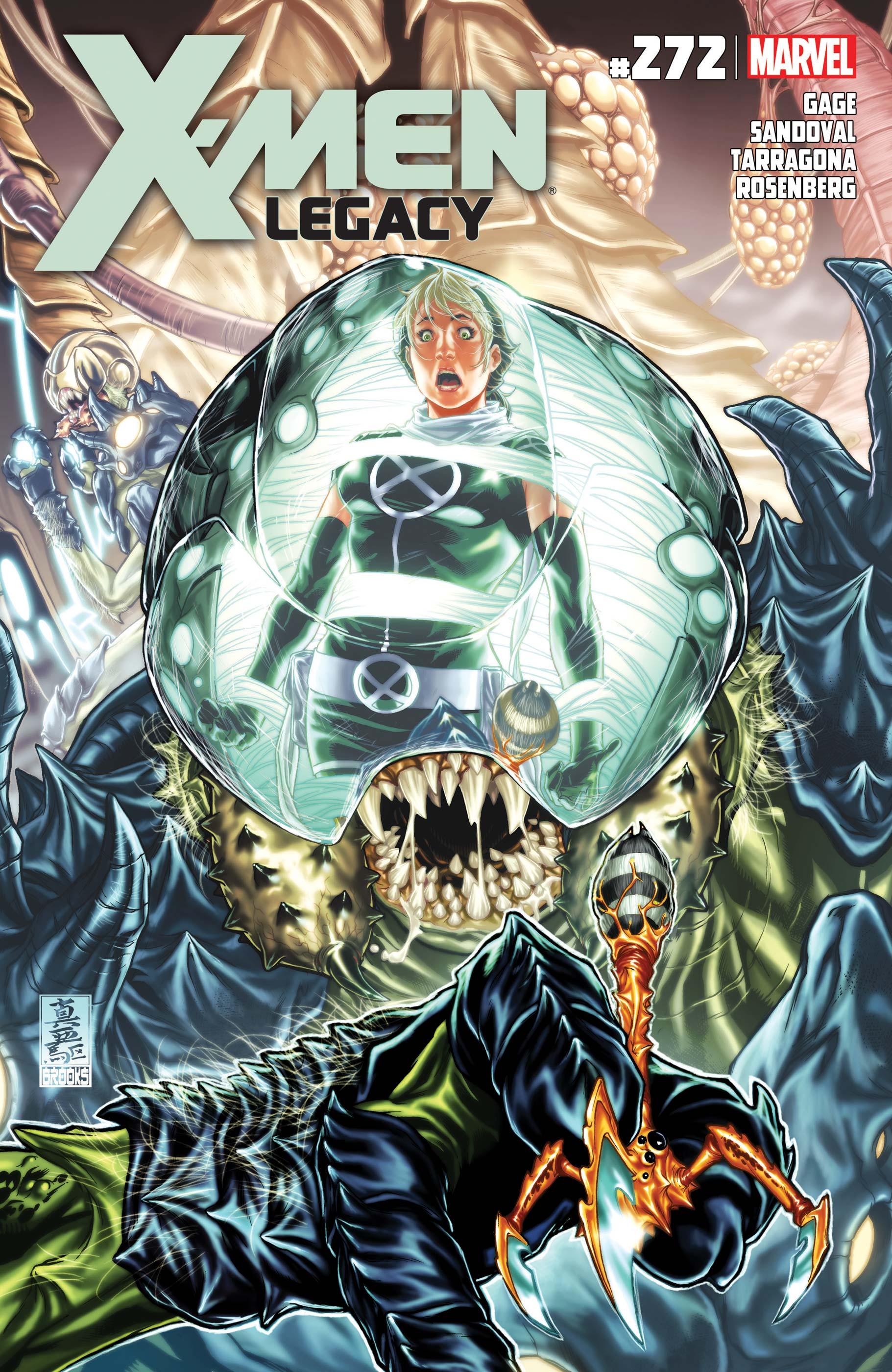 X-Men Legacy (2008) #272