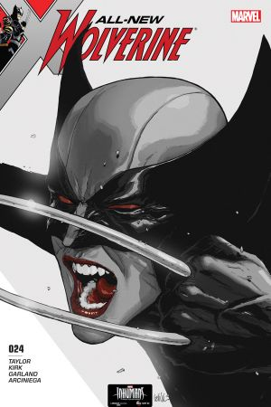 All-New Wolverine (2015) #24