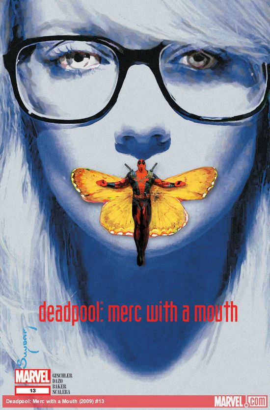 Deadpool: Merc with a Mouth (2009) #13