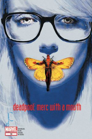 Deadpool: Merc with a Mouth #13