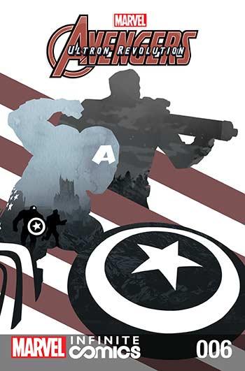 Marvel Universe Avengers: Ultron Revolution (2017) #6
