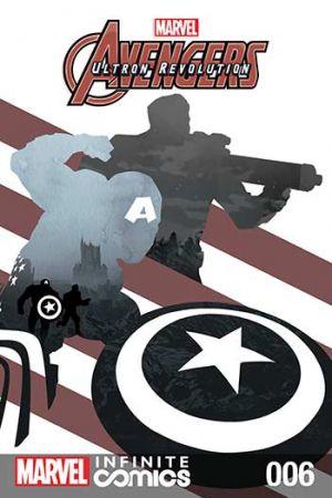 Marvel Universe Avengers: Ultron Revolution #6