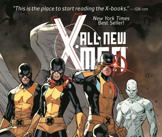 cover from All-New X-Men: Here Comes Yesterday (2013)