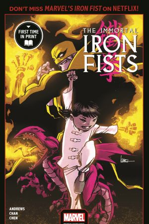Immortal Iron Fists (Trade Paperback)