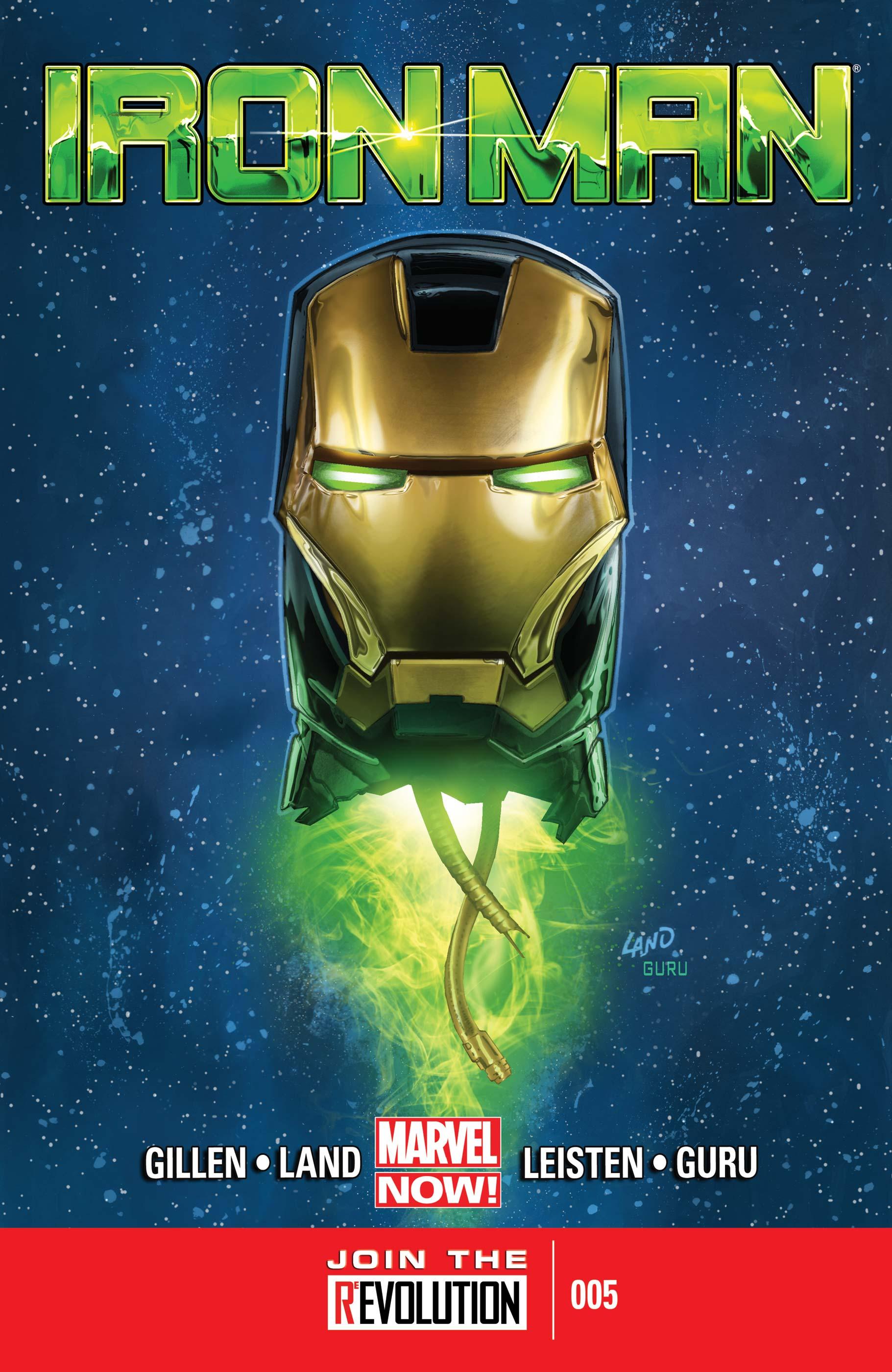 Iron Man (2012) #5