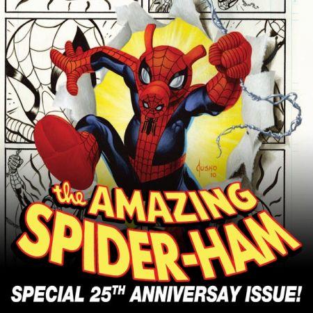 Spider-Ham 25th Anniversary Special