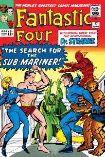 Fantastic Four (1961) #27