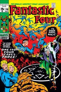 Fantastic Four #110