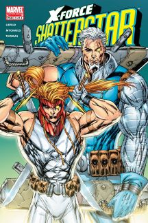 X-Force: Shatterstar (2005) #3