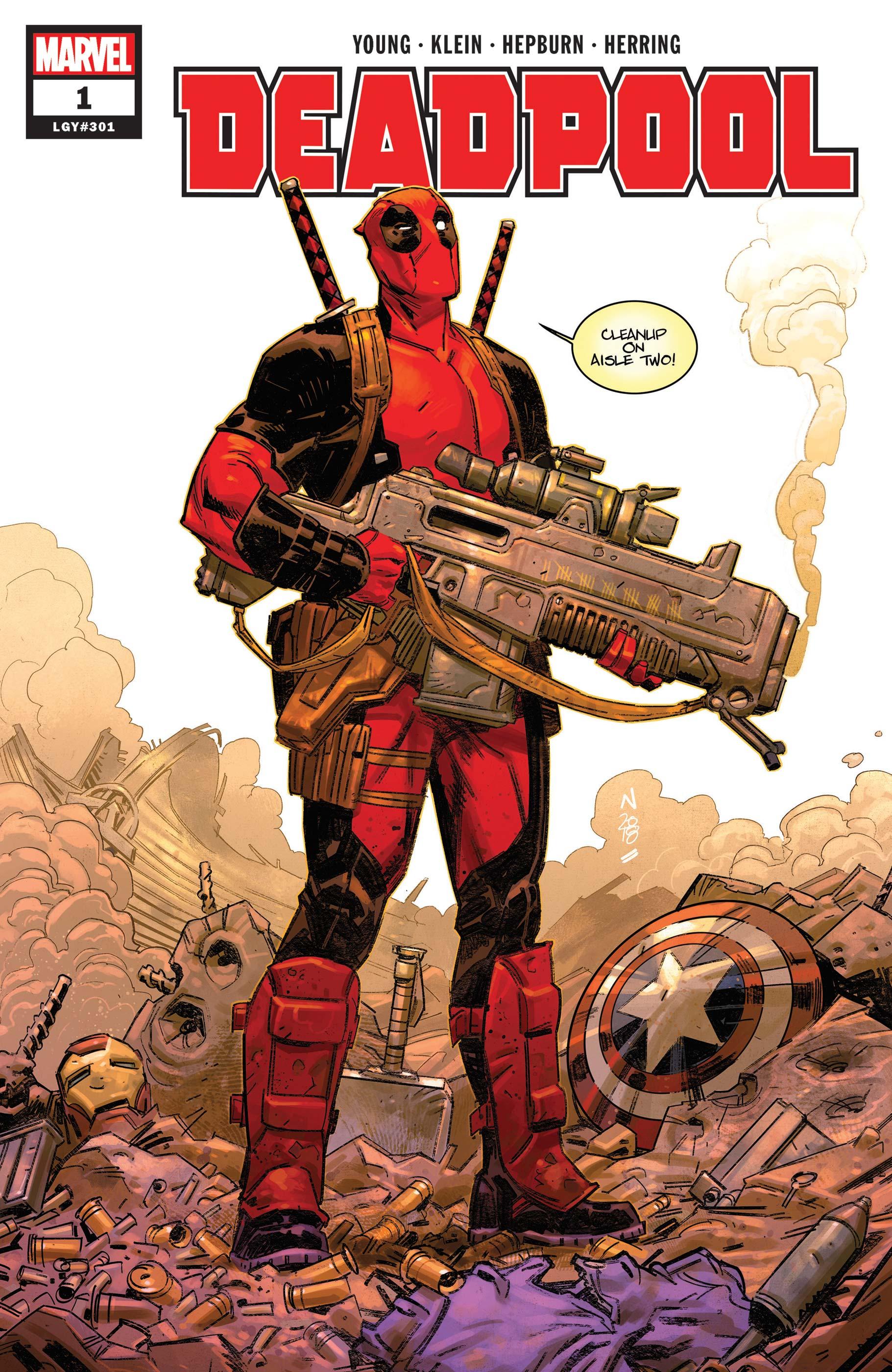 Deadpool (2018) #1