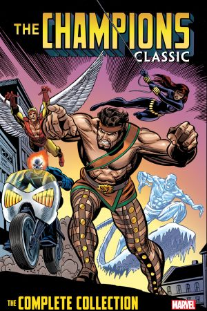 Champions Classic: The Complete Collection (Trade Paperback)