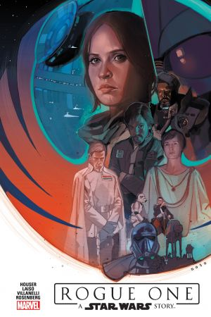 Star Wars: Rogue One Adaptation (Hardcover)