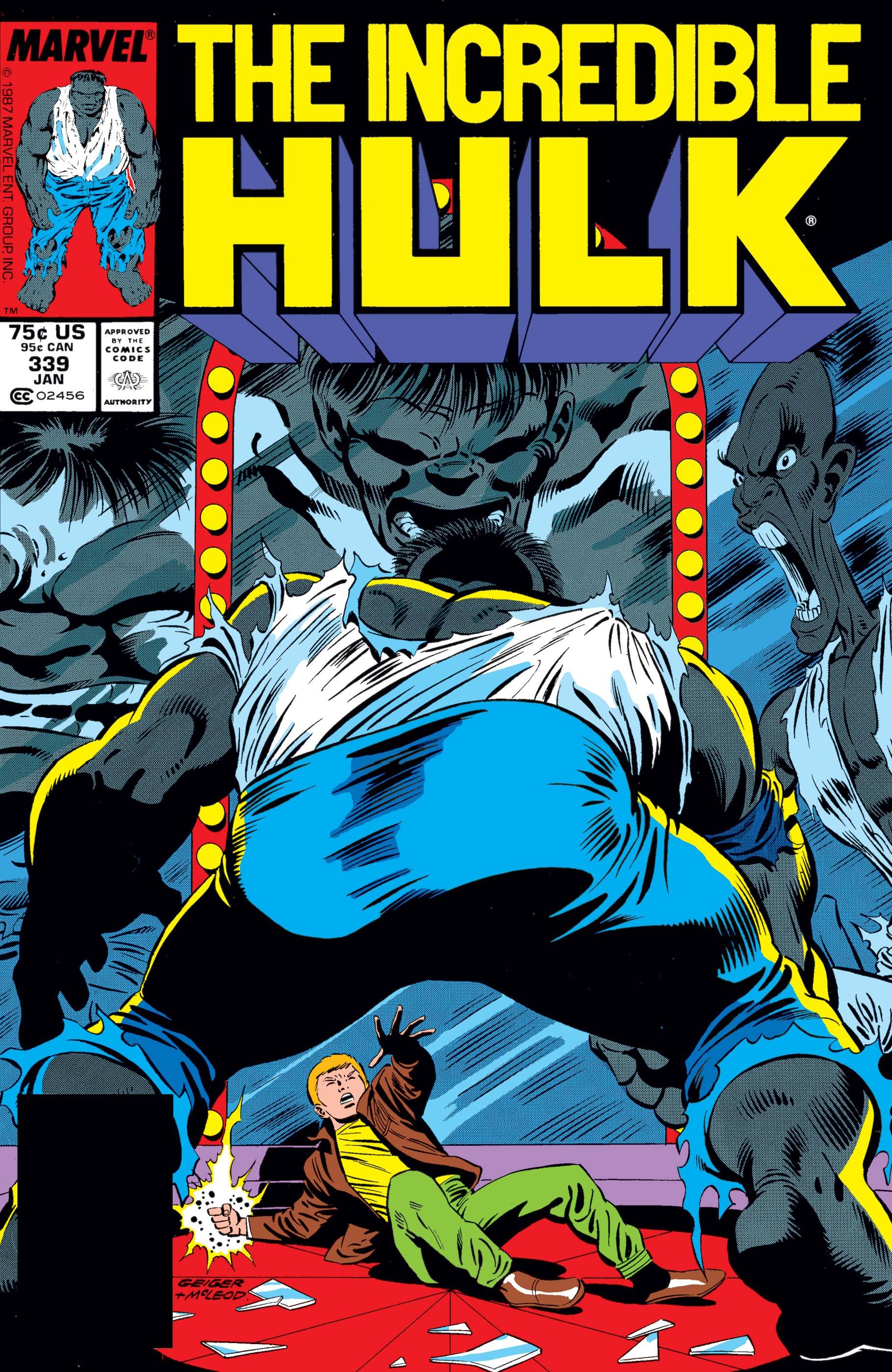 Incredible Hulk (1962) #339