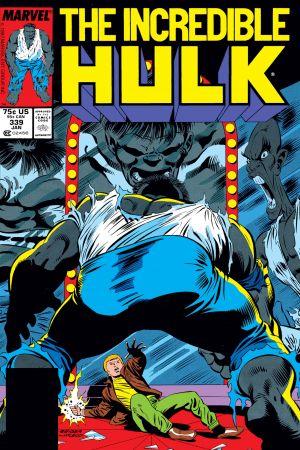 Incredible Hulk #339