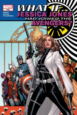 What If Jessica Jones Had Joined the Avengers? #1