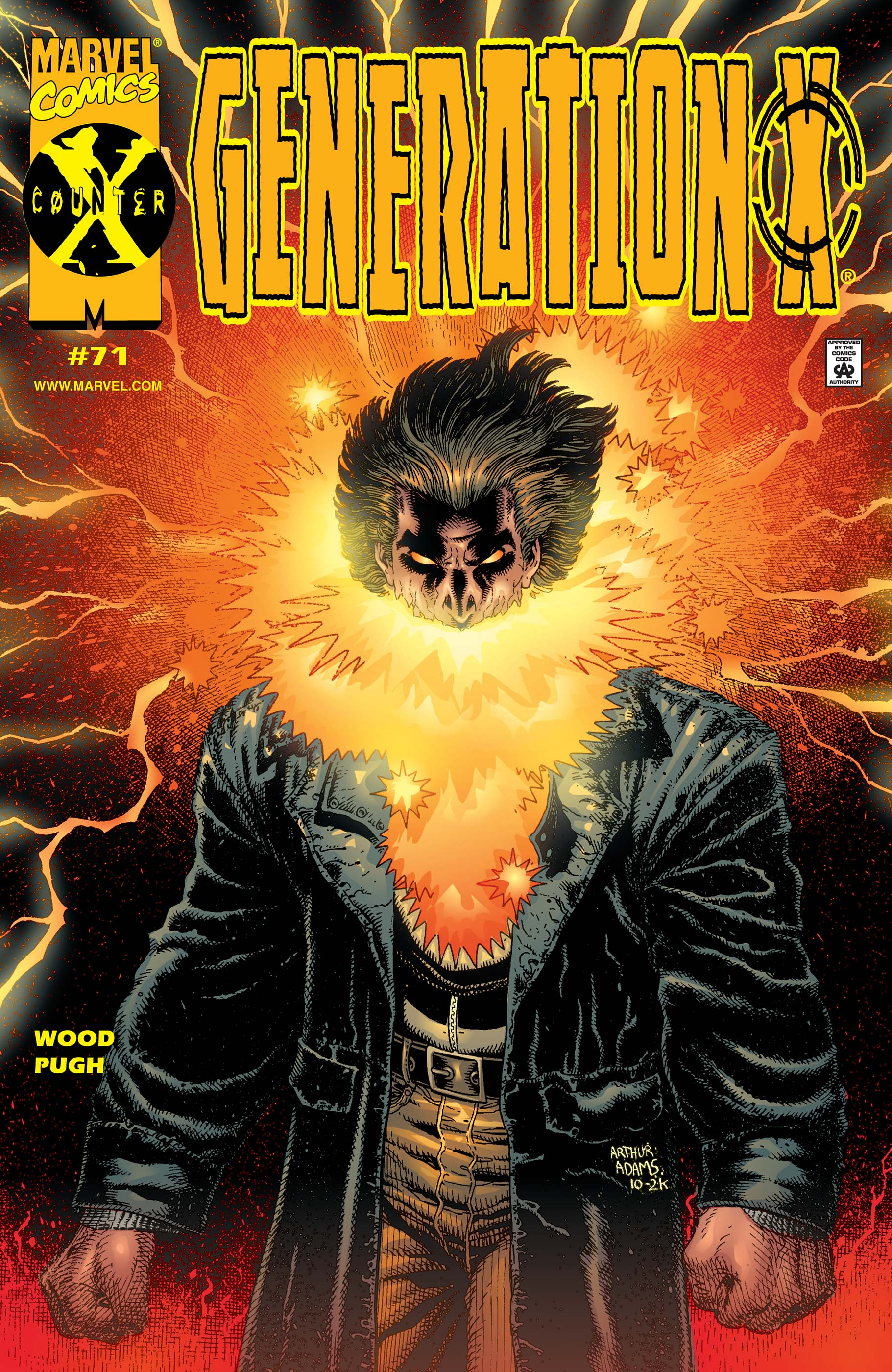 Generation X (1994) #71