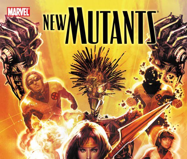 New Mutants Vol. 3 (2011) #1