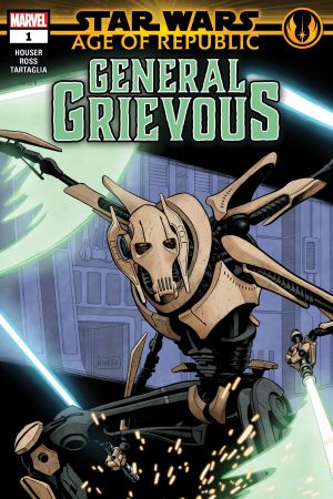 Star Wars: Age Of Republic - General Grievous #1