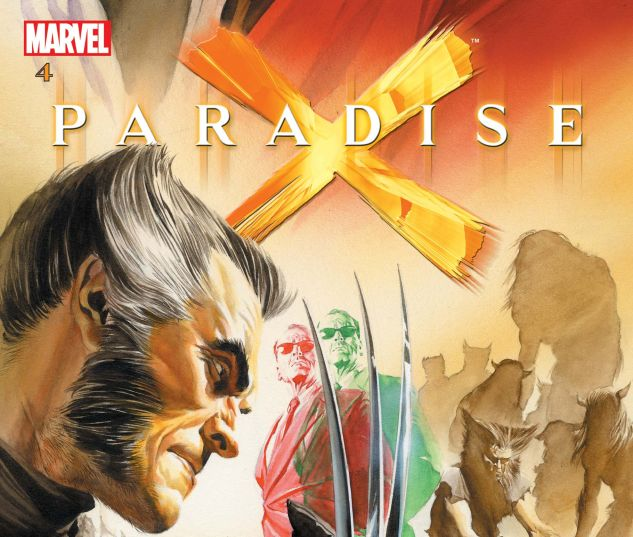 PARADISE X (2002) #4