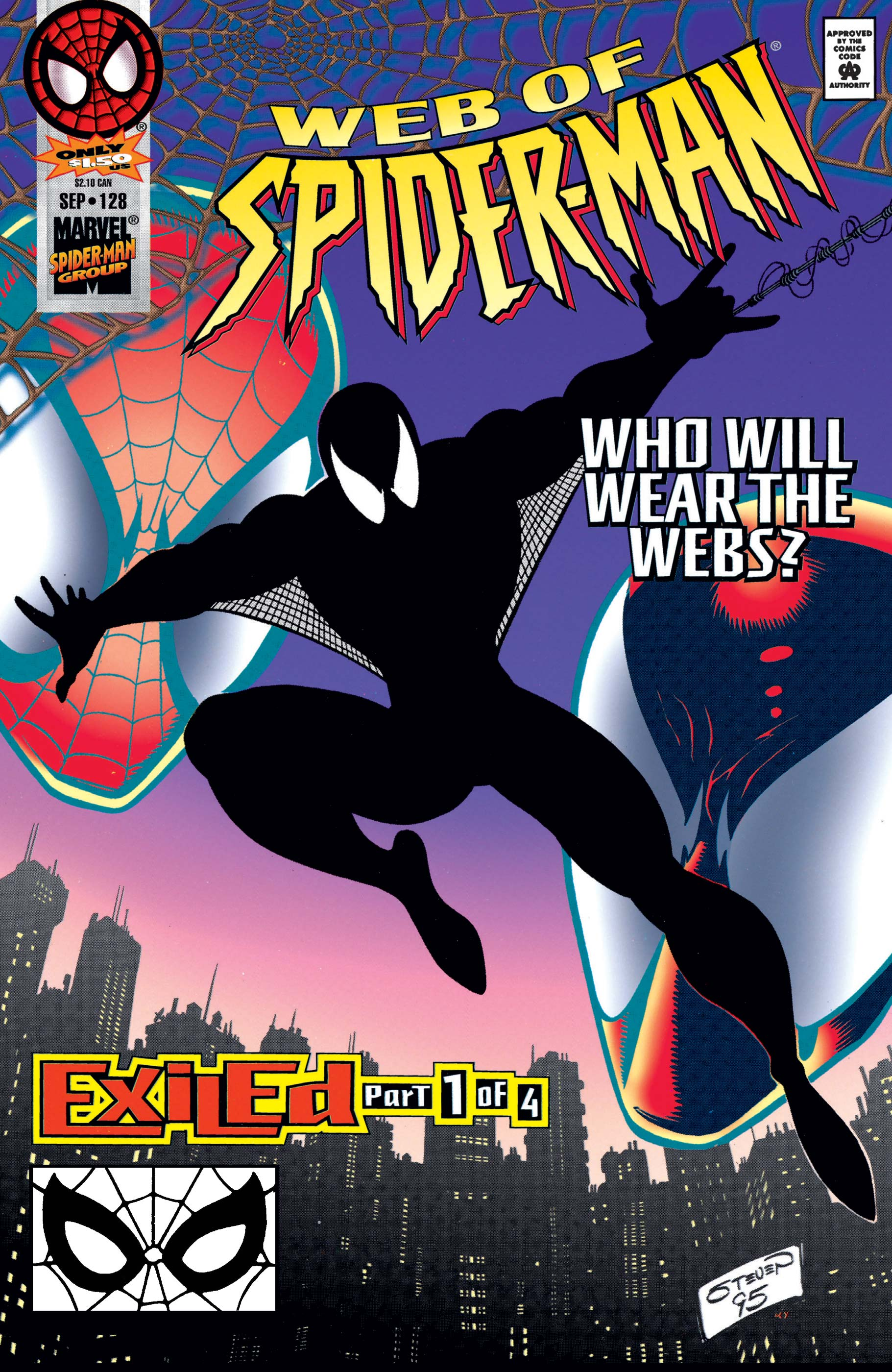 Web of Spider-Man (1985) #128