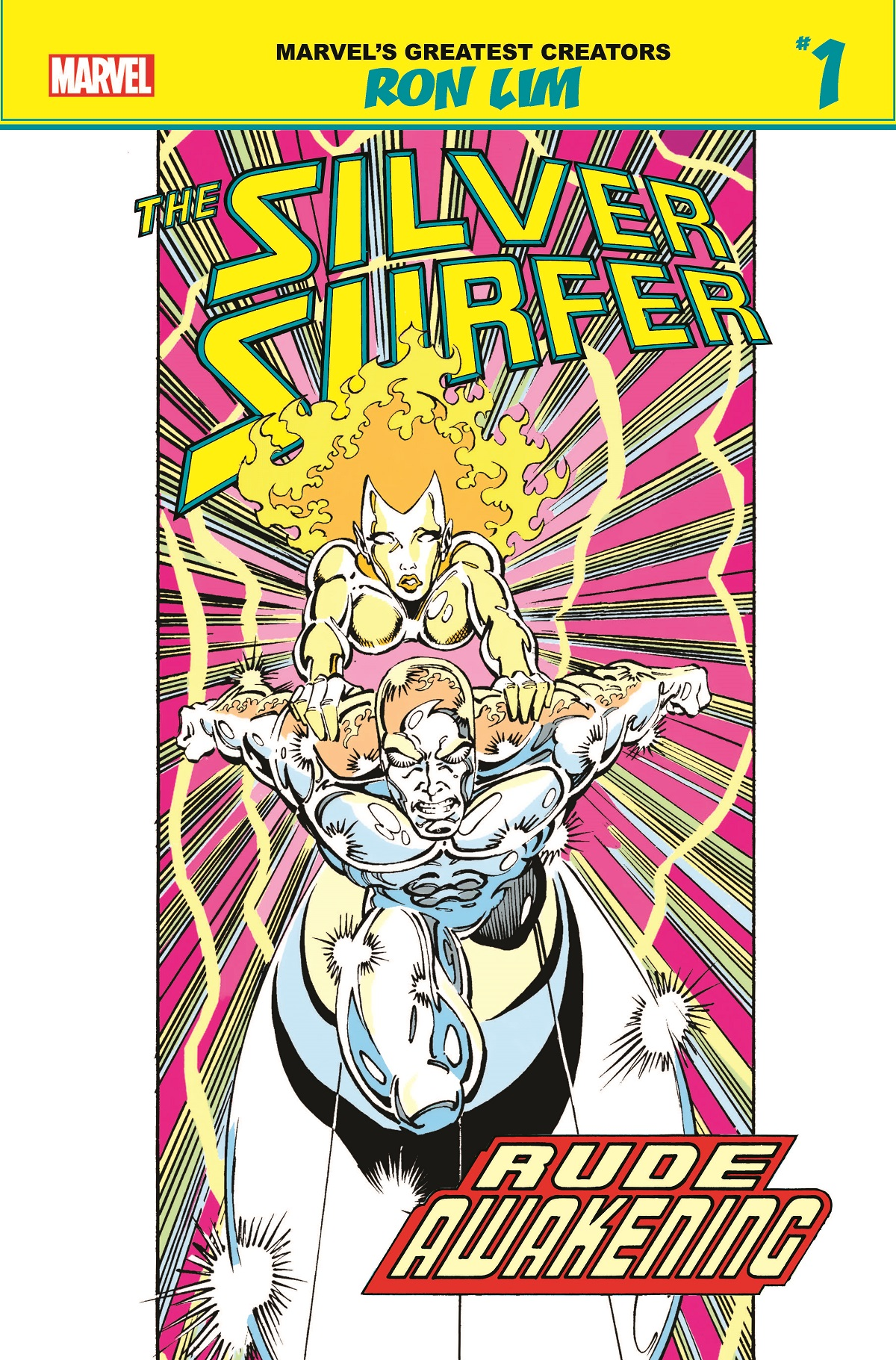 Marvel's Greatest Creators: Silver Surfer - Rude Awakening (2019) #1