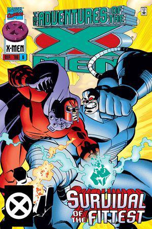 Adventures of the X-Men (1996) #6