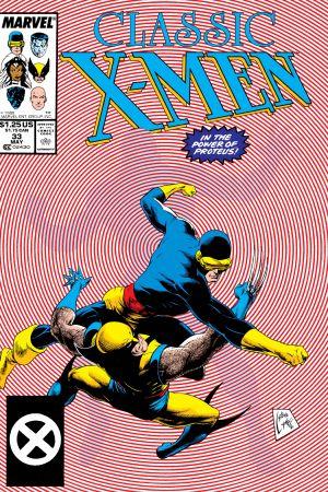 Classic X-Men #33