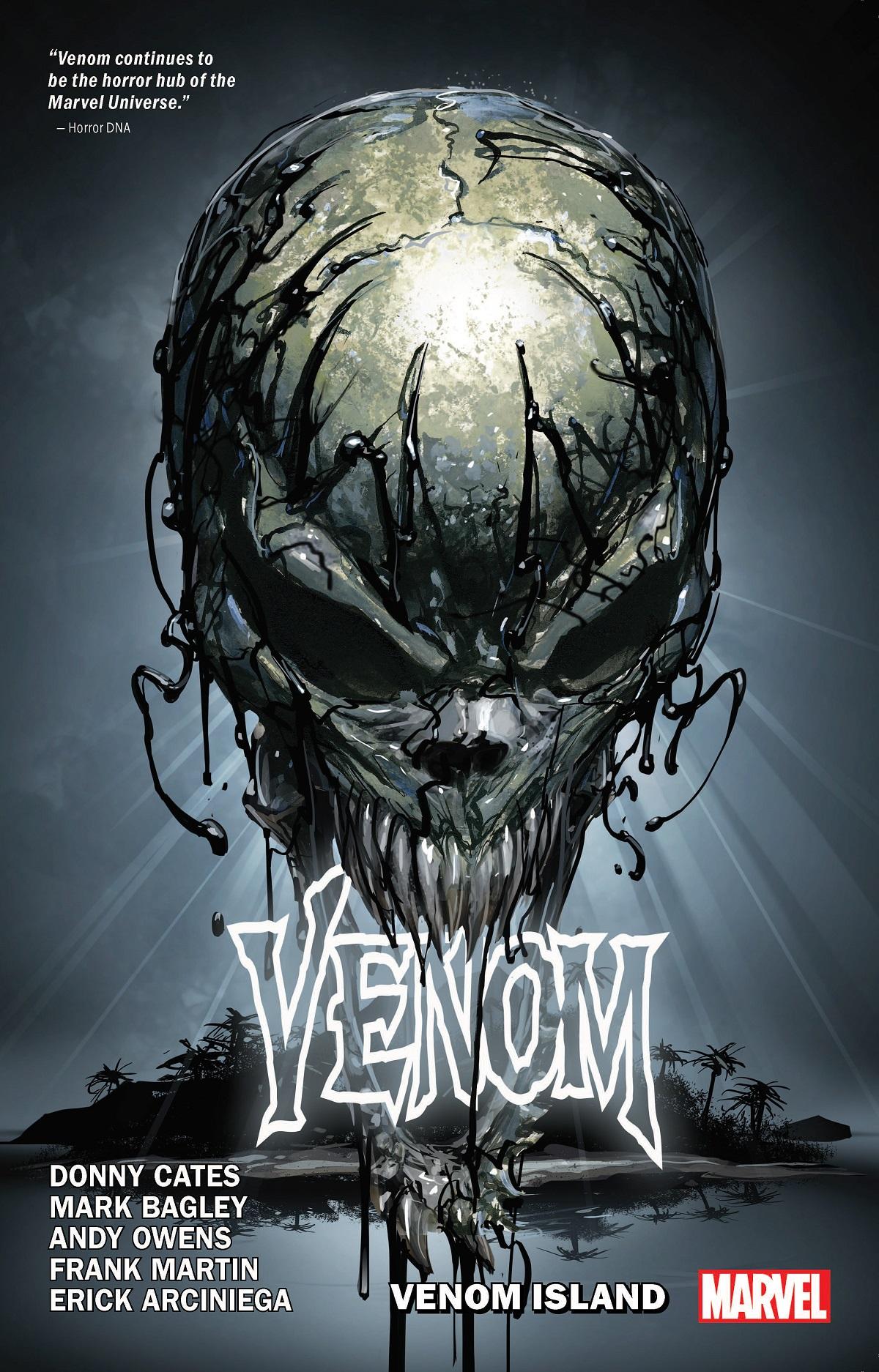 Venom by Donny Cates Vol. 4: Venom Island (Trade Paperback)