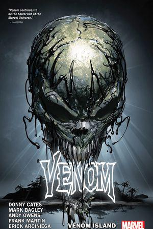 Venom by Donny Cates Vol. 4: Venom Island (Trade Paperback)