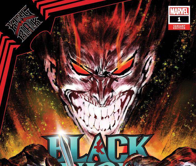 KING IN BLACK: BLACK KNIGHT 1 SU VARIANT #1