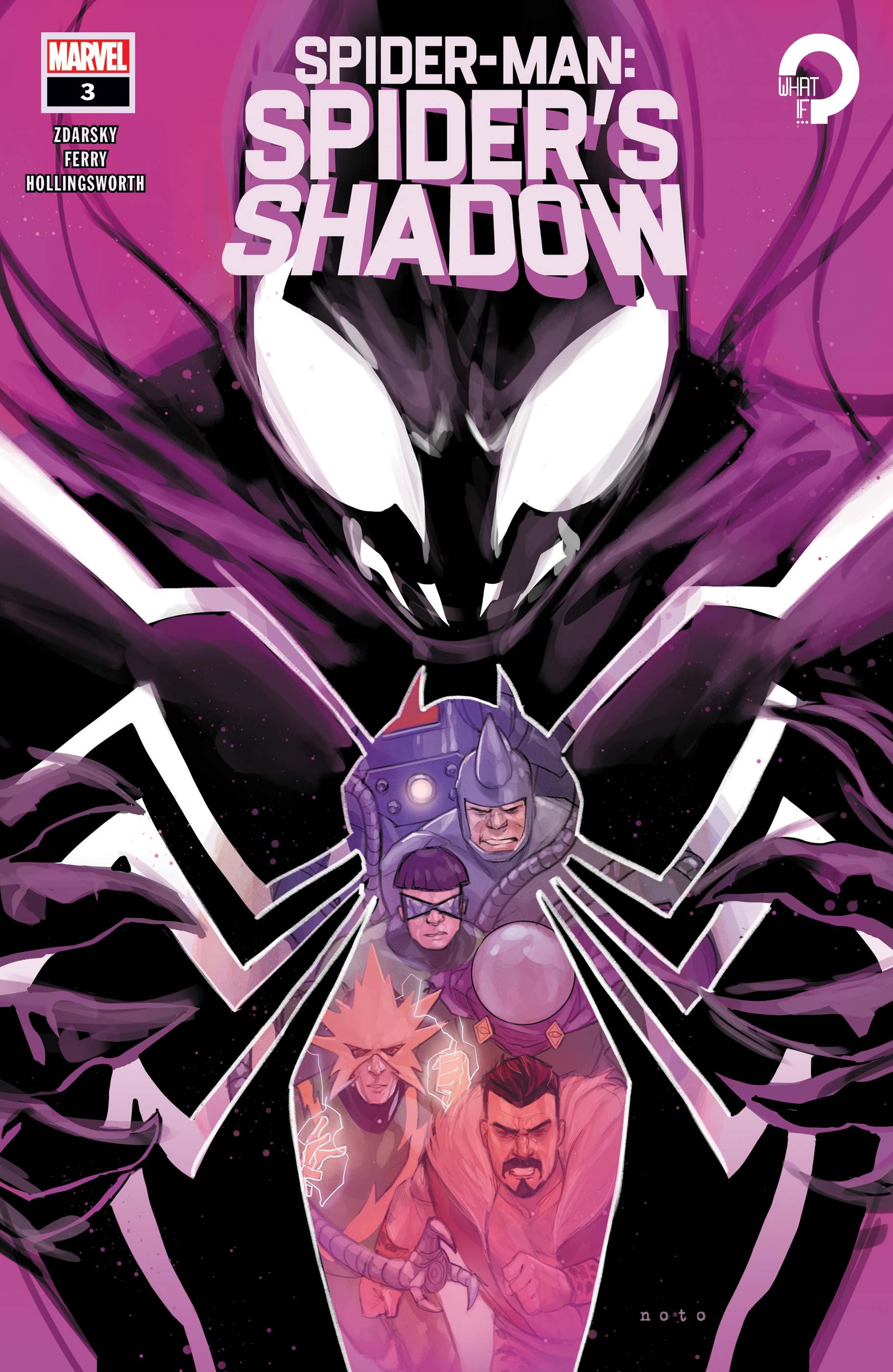 Spider-Man: Spider'S Shadow (2021) #3