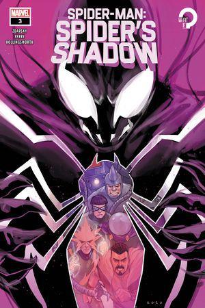 Spider-Man: Spider's Shadow #3