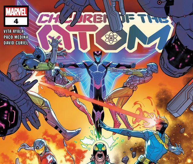 Children of the Atom #4