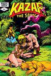 Ka-Zar the Savage #16