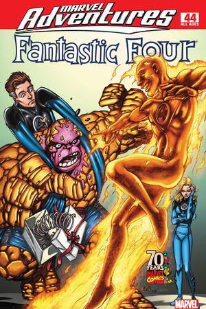 Marvel Adventures Fantastic Four #44