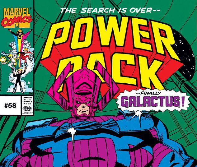 Power Pack #58