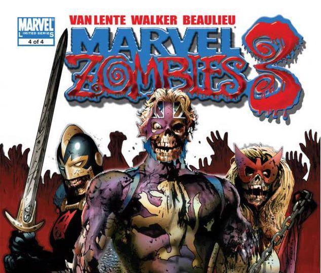 Marvel Zombies 3 #4