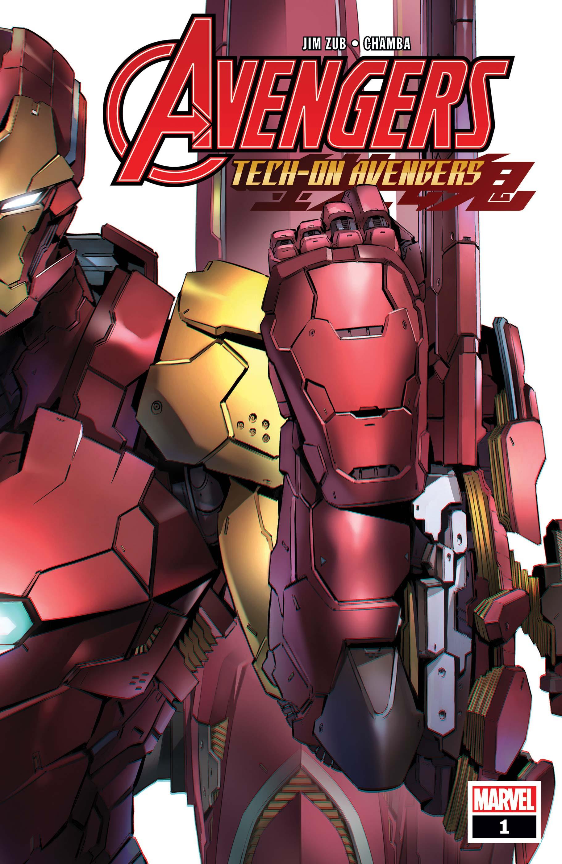 Avengers: Tech-on (2021) #1