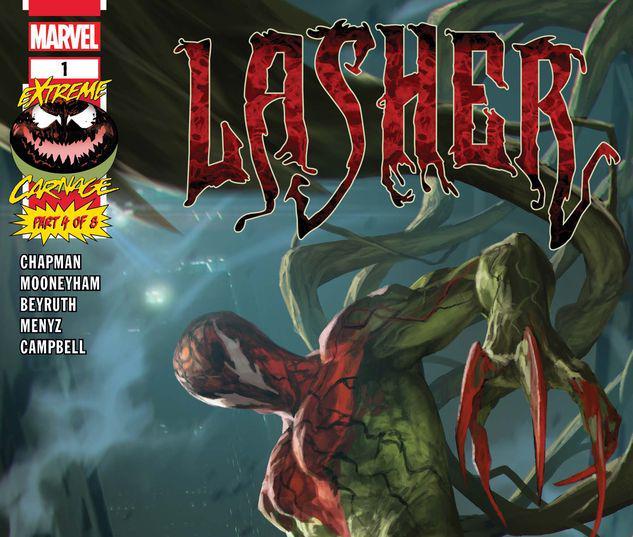 EXTREME CARNAGE: LASHER 1 #1
