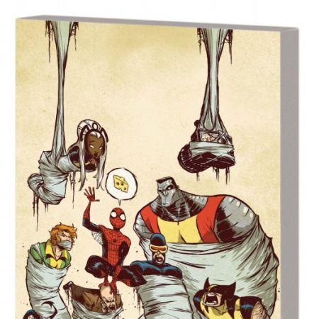 Marvel Adventures Spider-Man: Peter Parker Vs. the X-Men (Digest) (Digest)