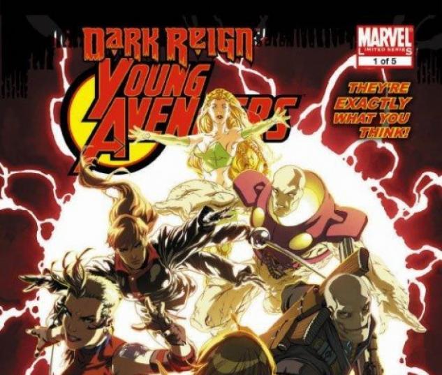 DARK REIGN: YOUNG AVENGERS #1